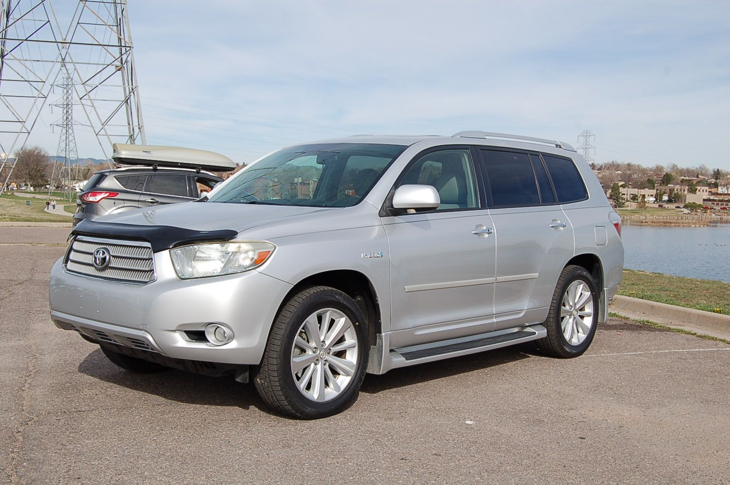 2008 toyota highlander hybrid limited epic autos. Black Bedroom Furniture Sets. Home Design Ideas