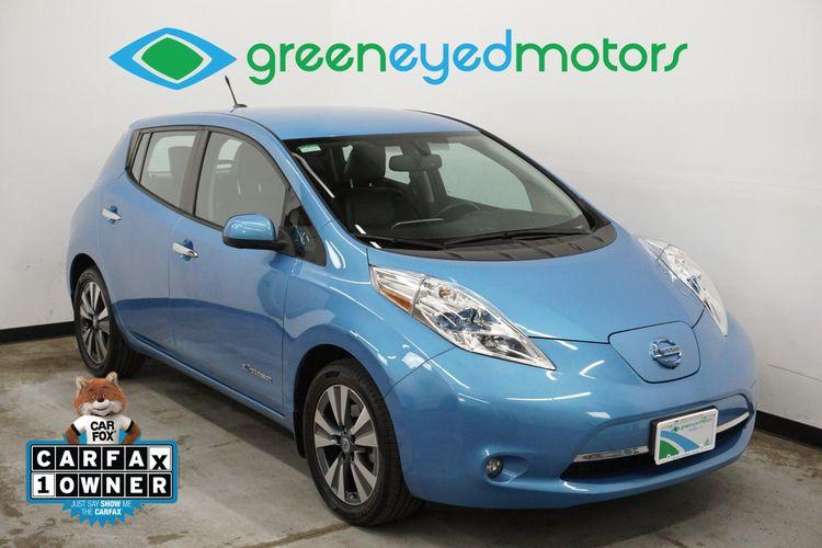 2014 Nissan Leaf Sl Green Eyed Motors