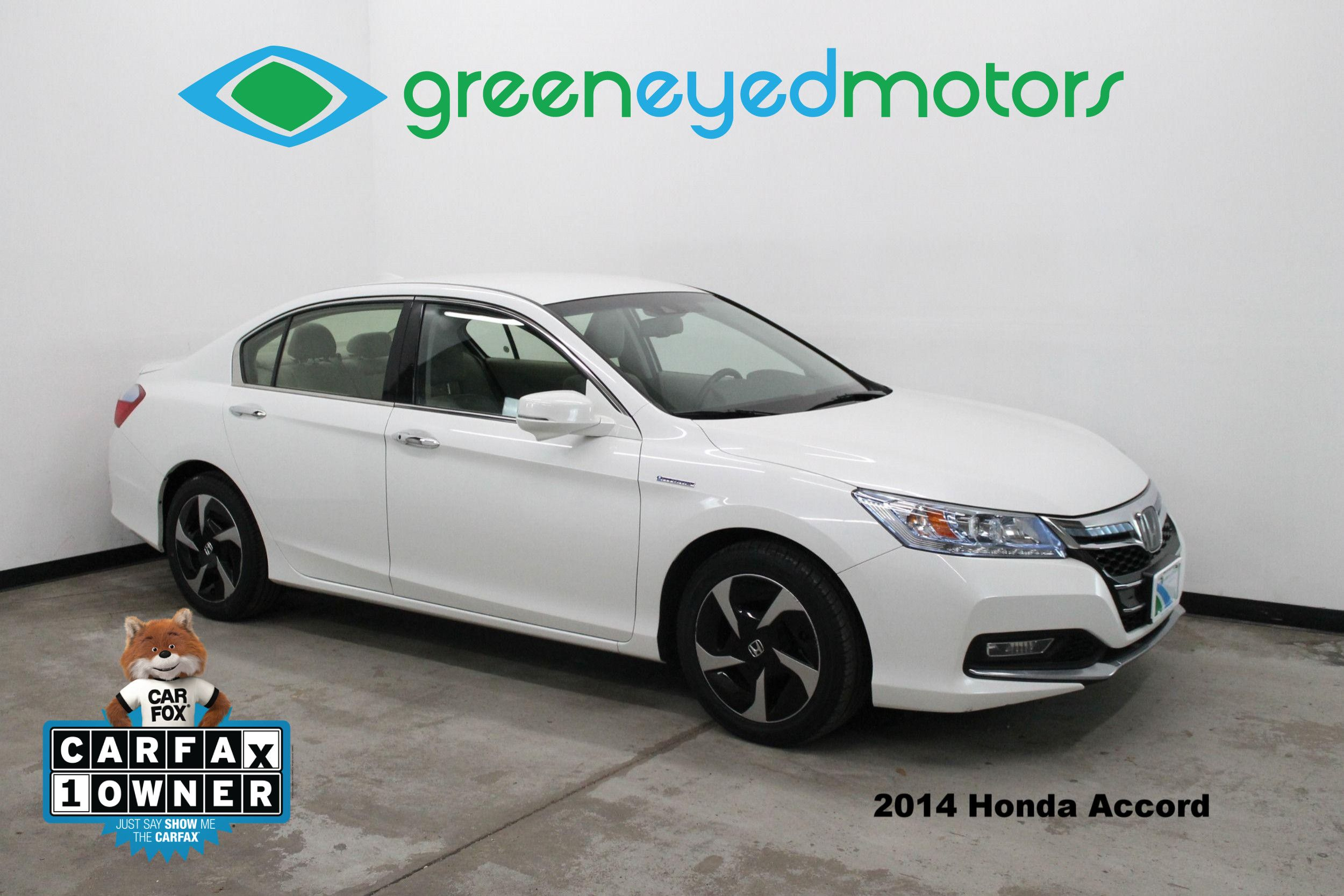 2014 Honda Accord Plug In