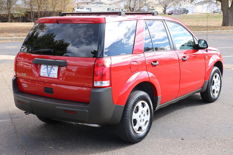 2004 Saturn Vue Victory Motors Of Colorado Tires