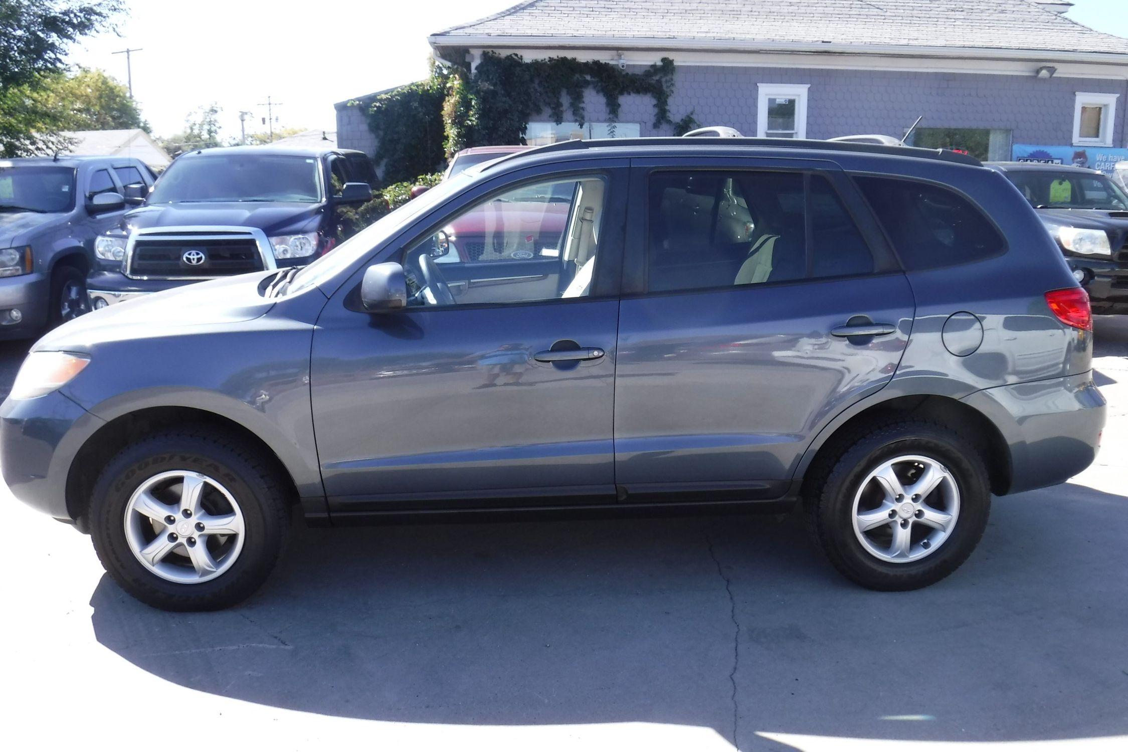 2008 Hyundai Santa Fe GLS | Auto Brokers of Colorado LLC