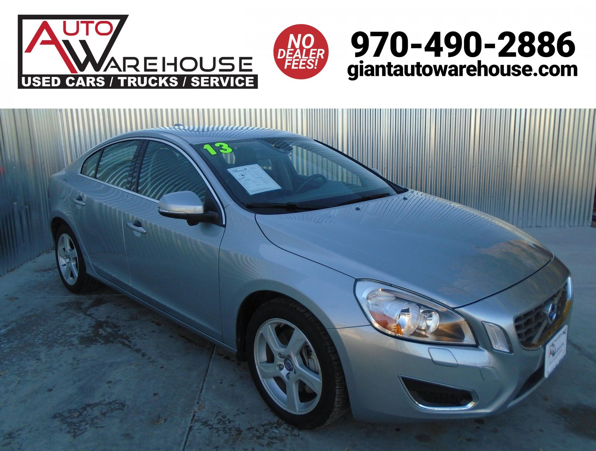 2013 Volvo S60 T5 | Auto Warehouse