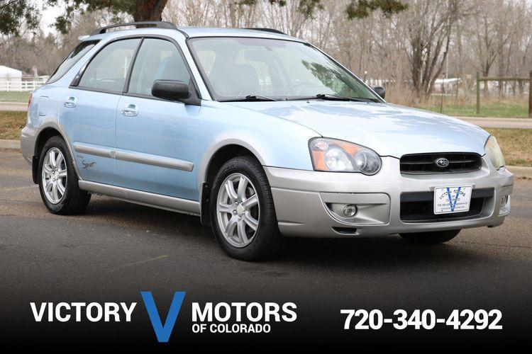 2005 Subaru Impreza Outback Sport Special Edition Victory Motors
