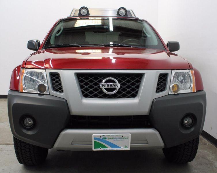 Nissan Xterra Tire Size 2011 Fuel Filter Pro 4x Green Eyed Motors