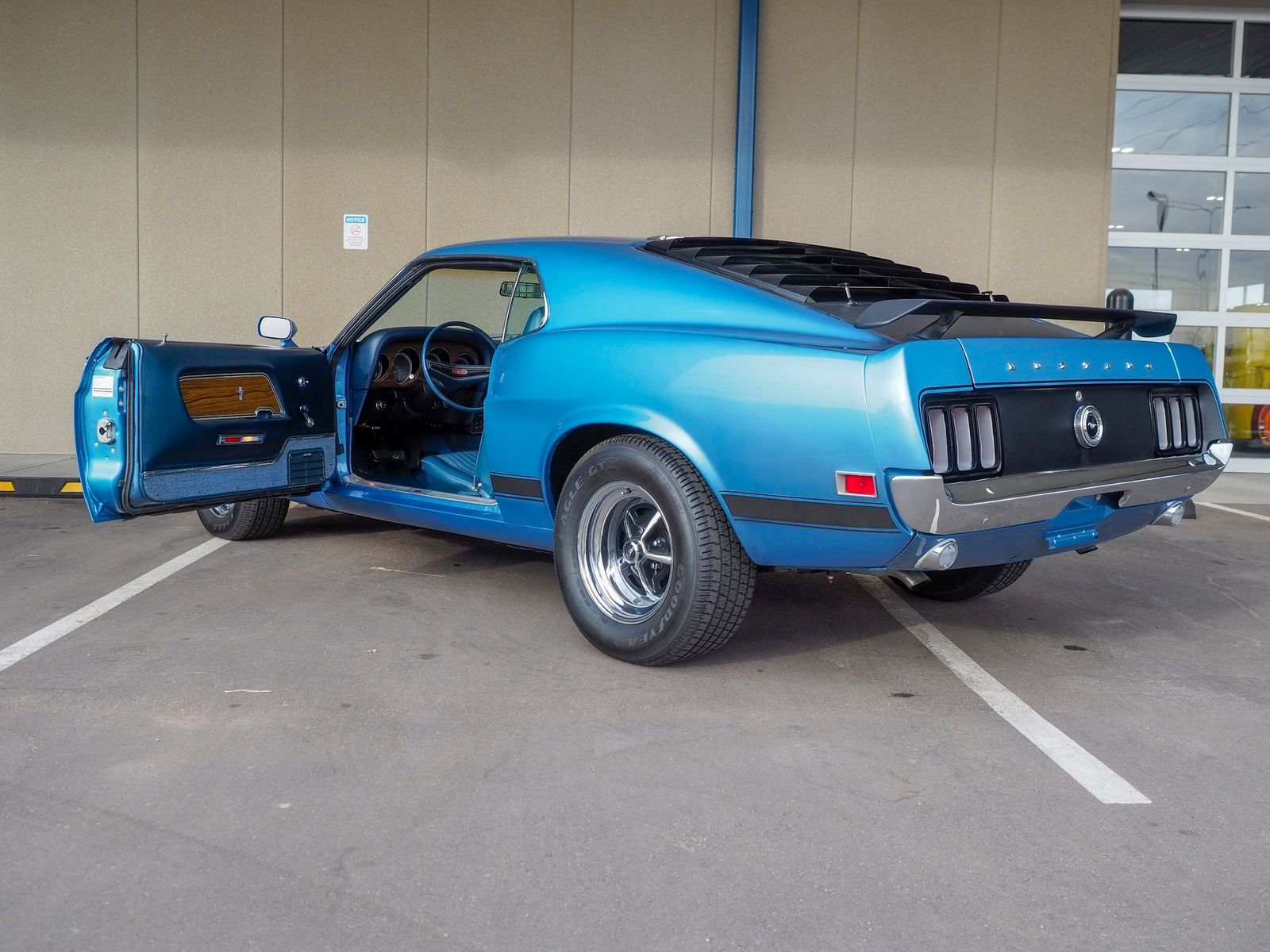 1970 Ford Mustang 34