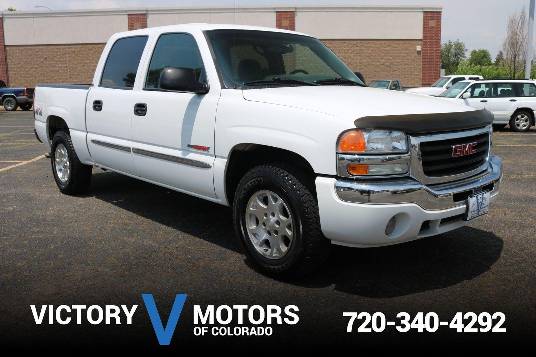2006 GMC Sierra 1500 SLE | Victory Motors of Colorado