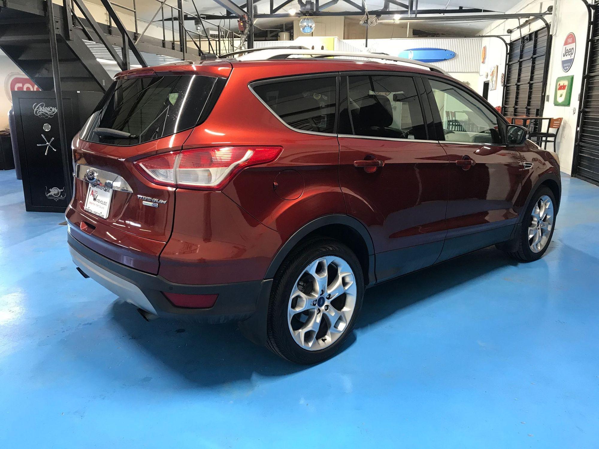 2015 Ford Escape Titanium | Auto Warehouse