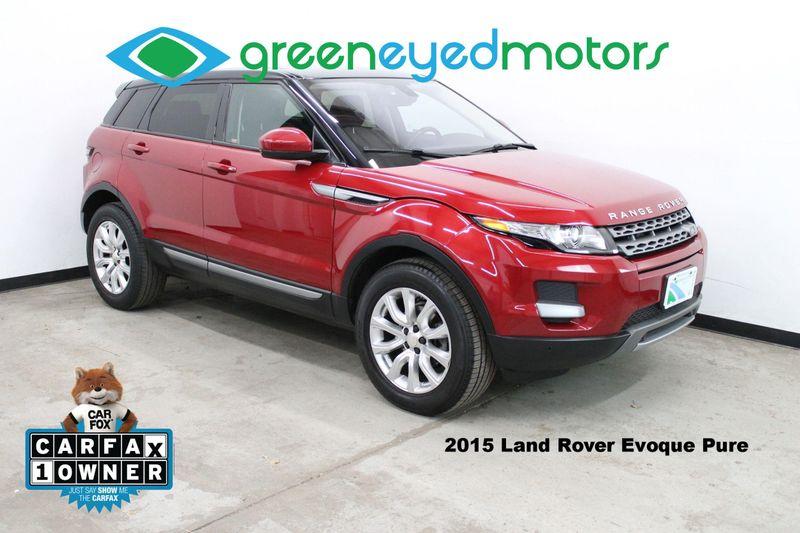 2015 Land Rover Range Rover Evoque Photos
