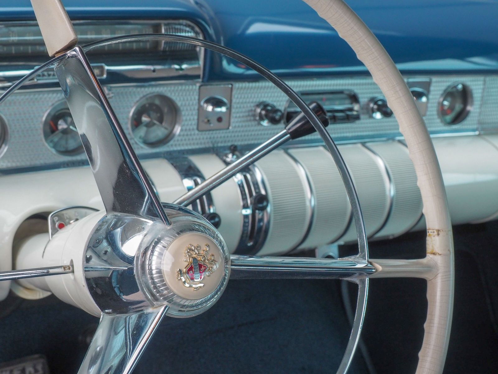 1955 Buick Roadmaster 62