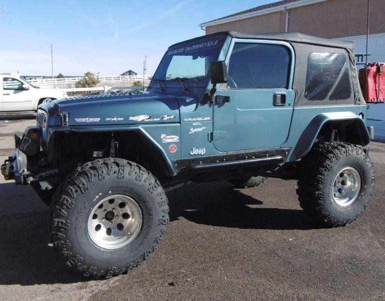 1999 jeep wrangler sport coolcarguy com rh coolcarguy com