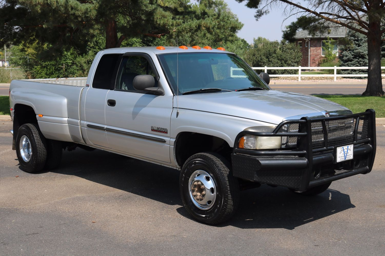 2001 Dodge Ram 3500 Slt Quad Cab Victory Motors Of Colorado Extended