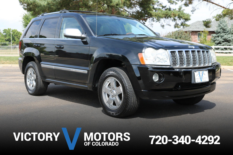 2006 Jeep Grand Cherokee Overland Victory Motors Of Colorado