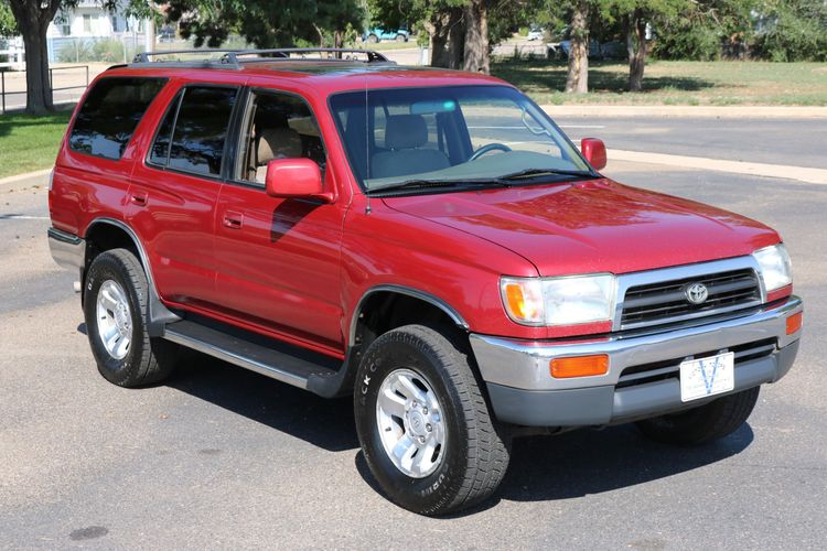 1998 Toyota 4Runner SR5 | Victory Motors of Colorado