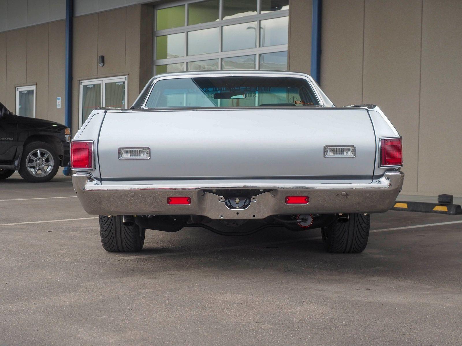 1970 Chevrolet El Camino 16