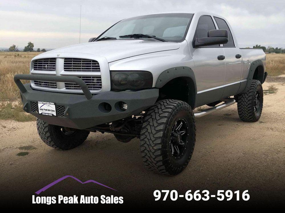 Fort Collins Dealerships >> Used Car Dealer | Used Vehicles Loveland, CO | Longs Peak Auto Sales