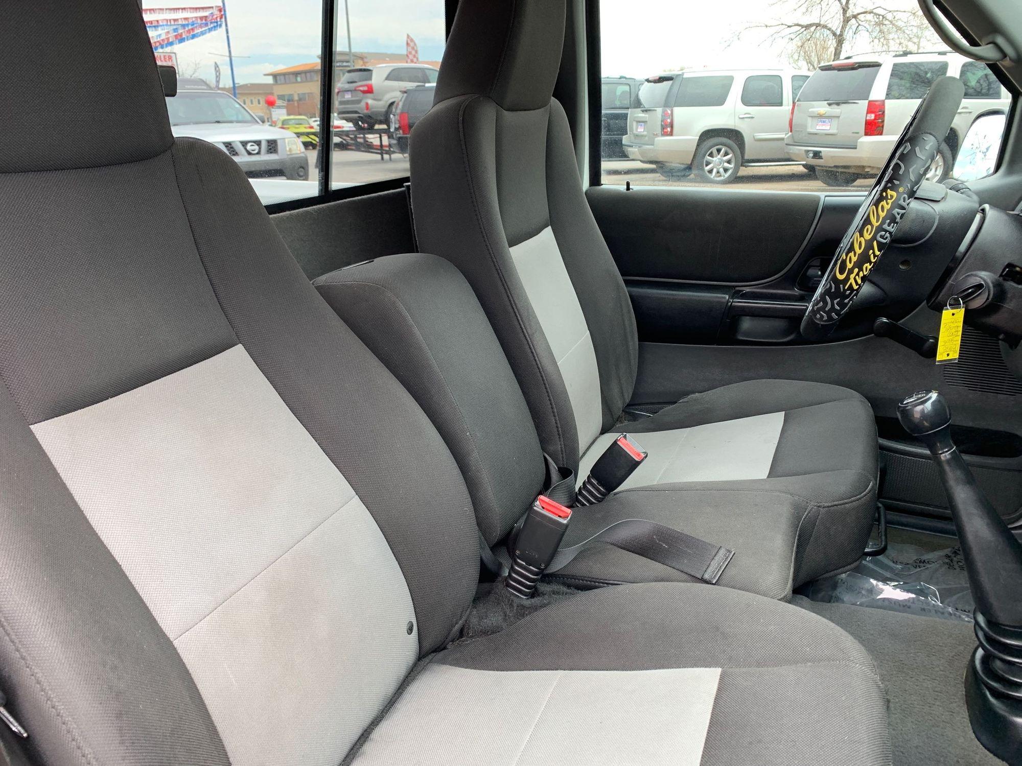 Admirable 2005 Ford Ranger Xl Sprinkler Used Cars Dailytribune Chair Design For Home Dailytribuneorg