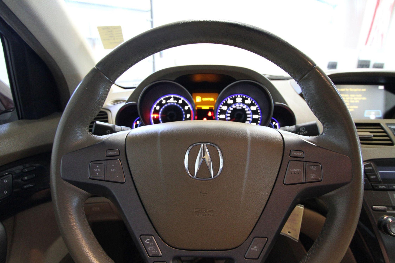 2007 Acura MDX SH AWD w Sport