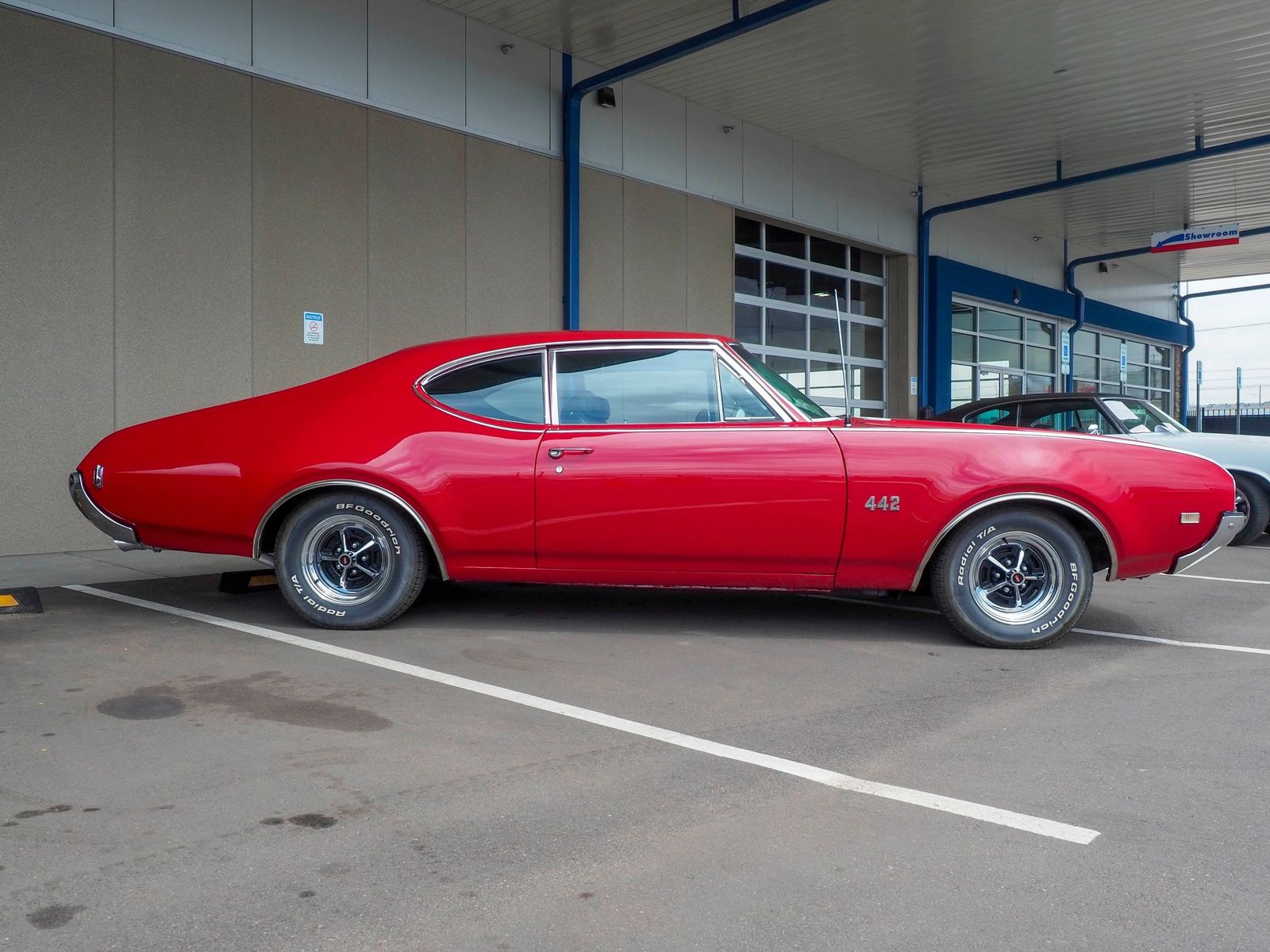 1969 Oldsmobile Cutlass 442 Coupe For Sale