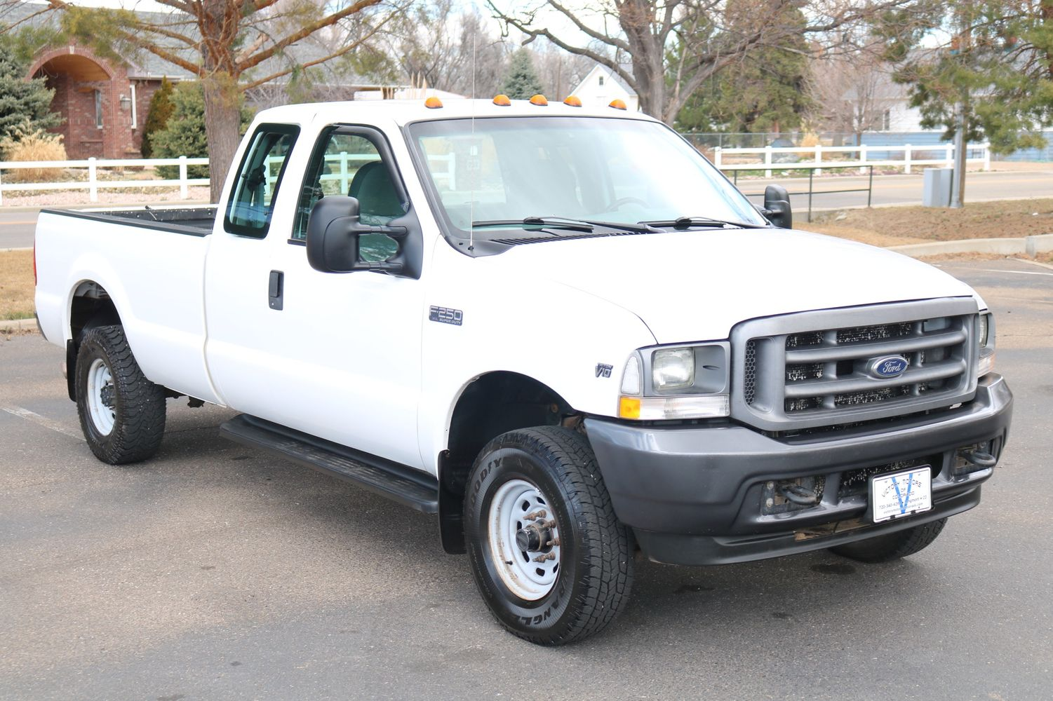 2004 Ford F 250 Super Duty Xl Victory Motors Of Colorado
