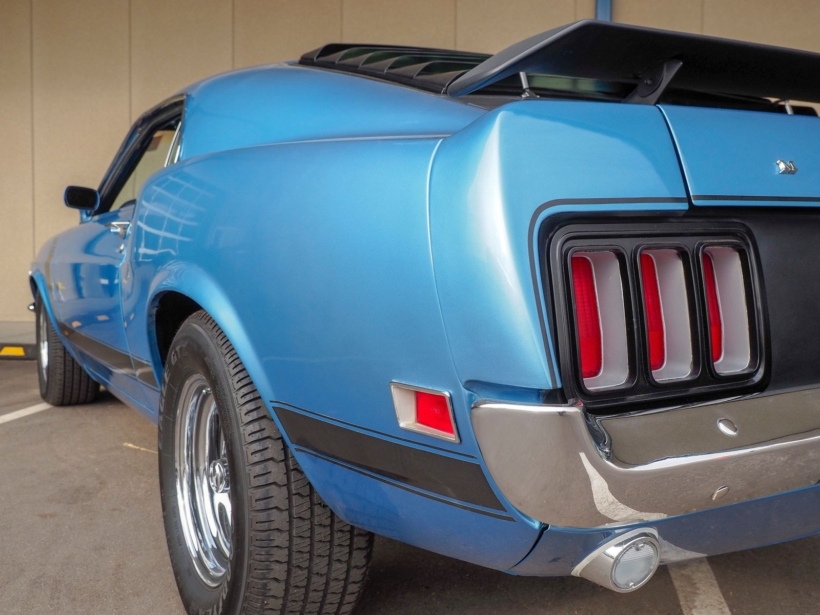 1970 Ford Mustang 7