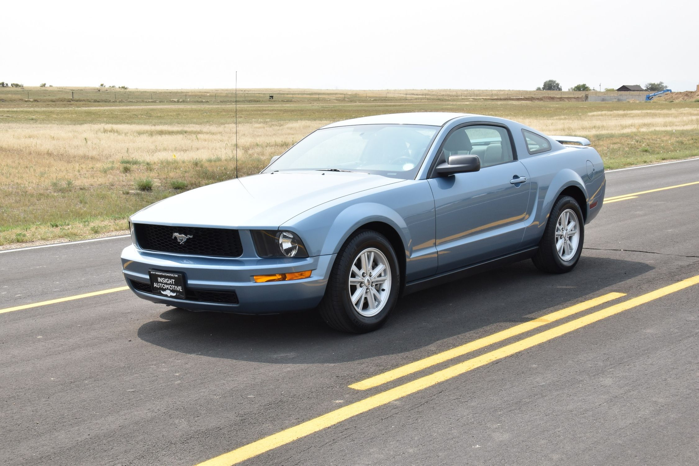2005 ford mustang v6 deluxe insight automotive