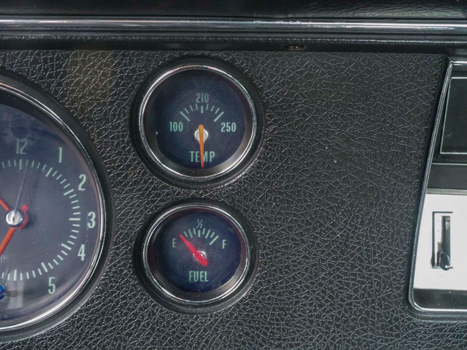 1970 Chevrolet El Camino 49