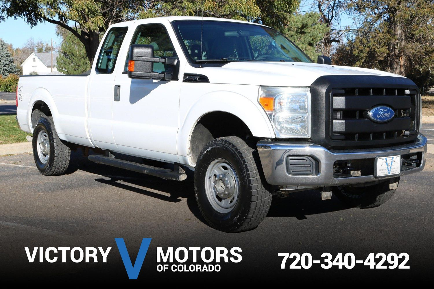 2011 Ford F 250 Super Duty Xl Victory Motors Of Colorado 2004 Tailgate