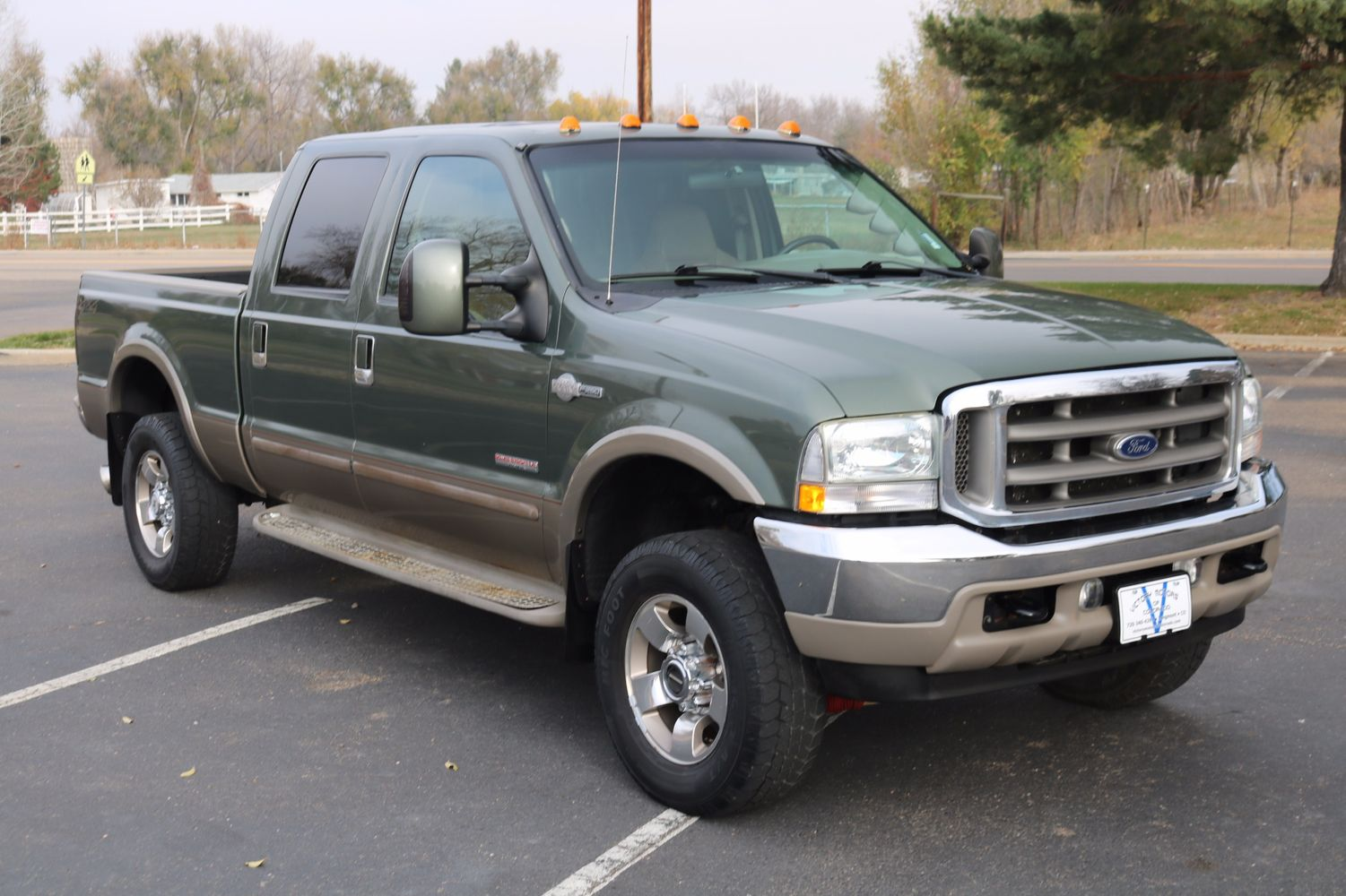 2004 Ford F 250 Super Duty King Ranch Victory Motors Of Colorado 150 4x4