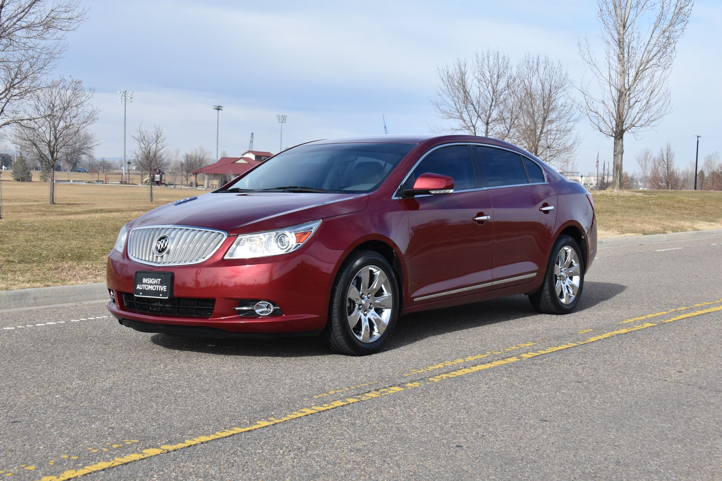 Buick LaCrosse: Recording from Audio CDs