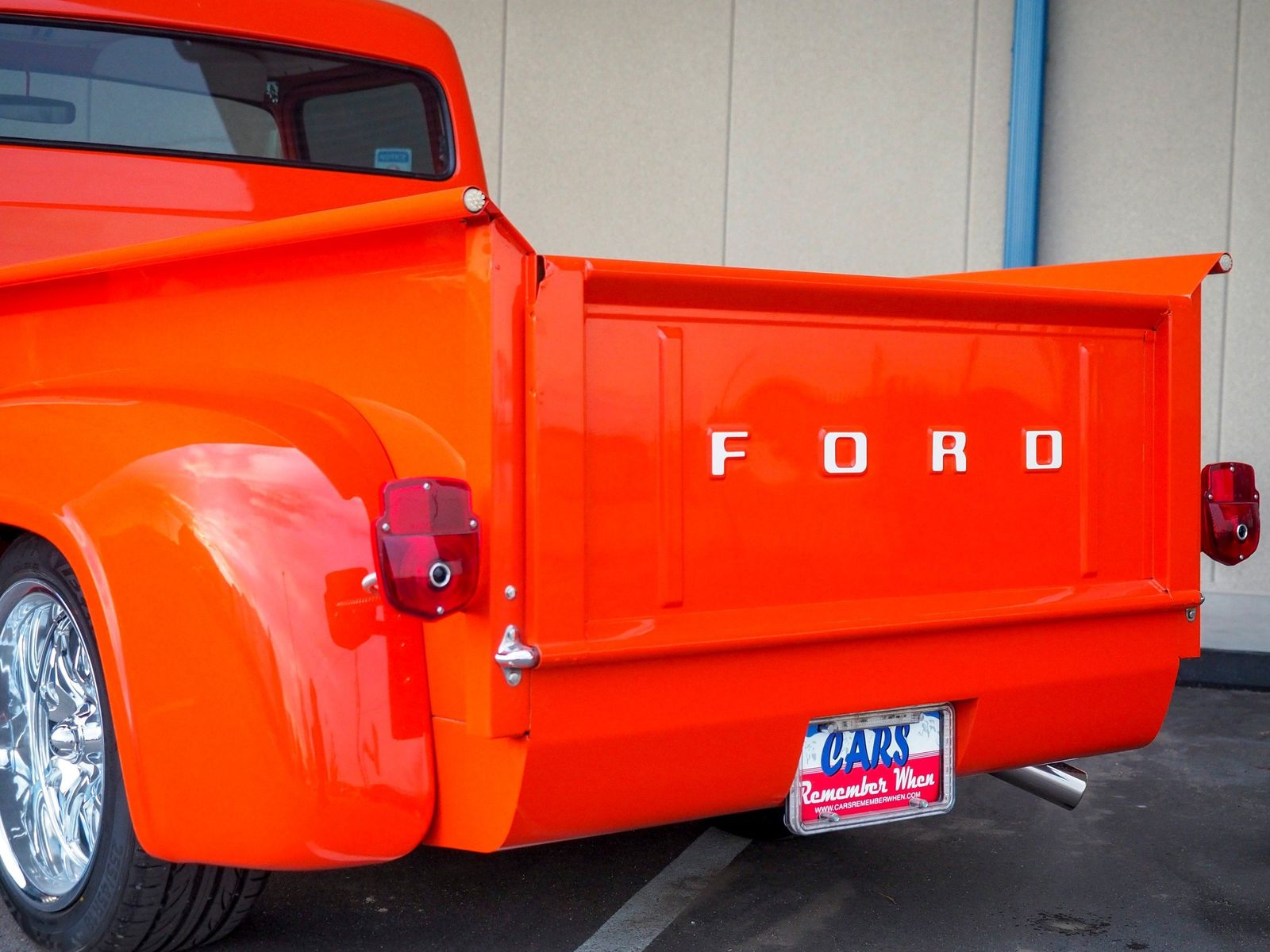 1956 Ford F100 31