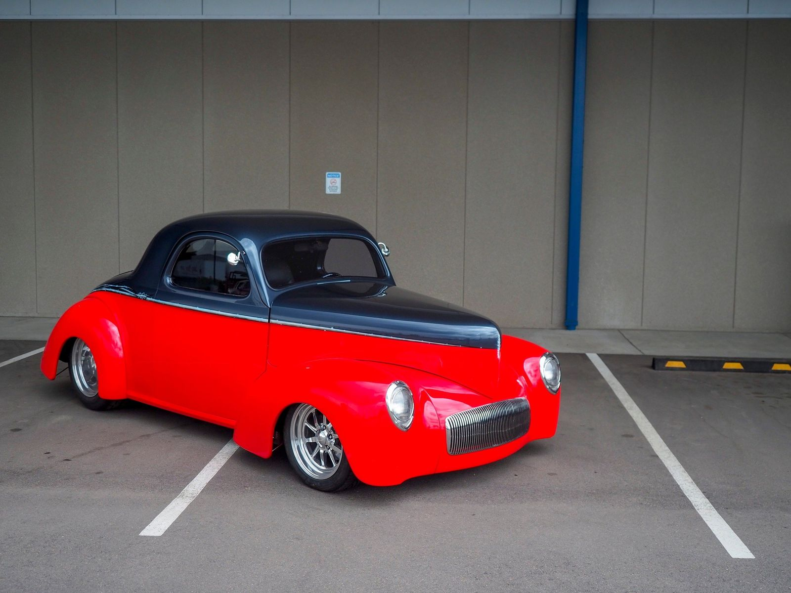 1940 Willys Coupe 5