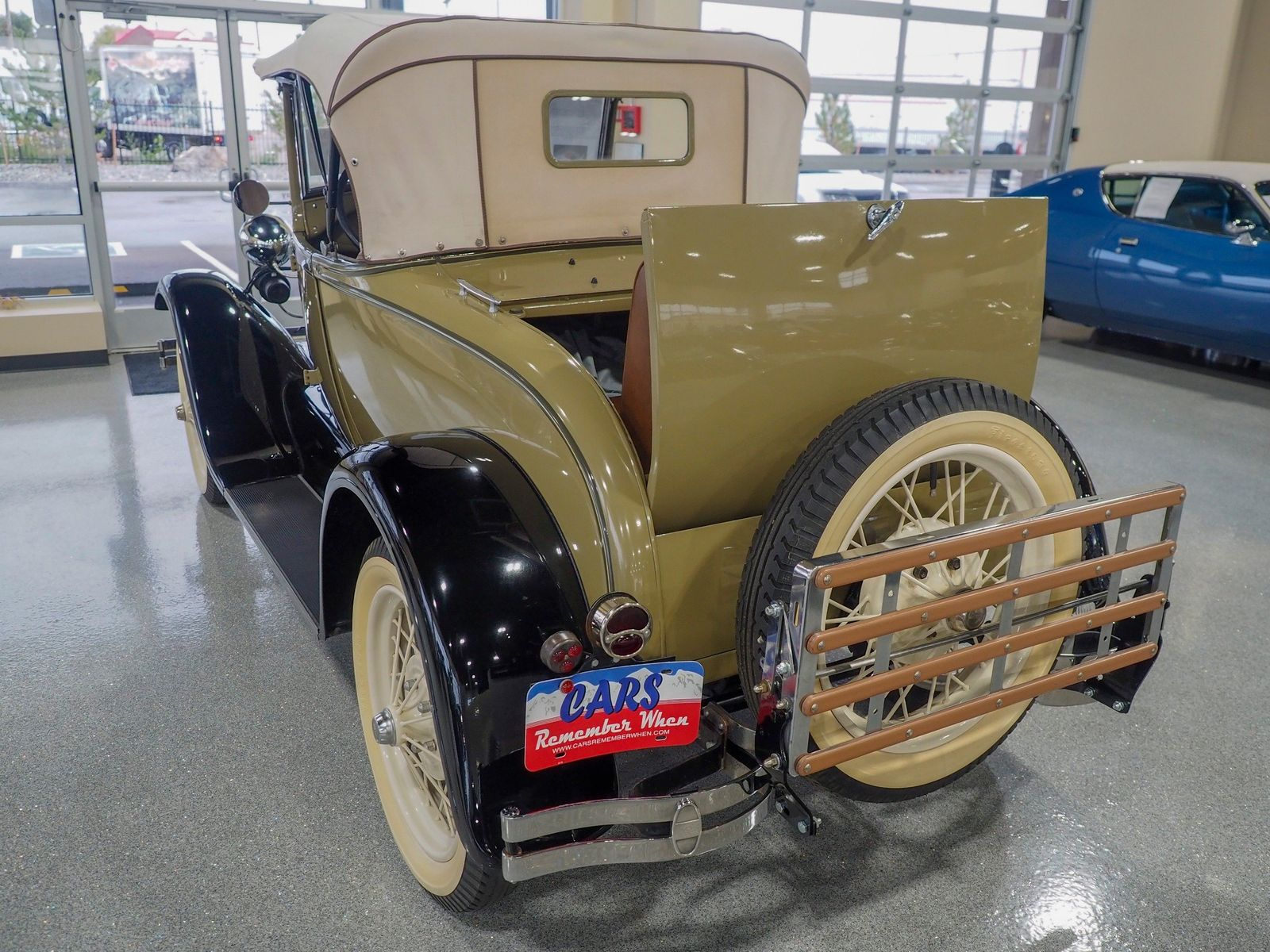 1928 Ford Model A 31