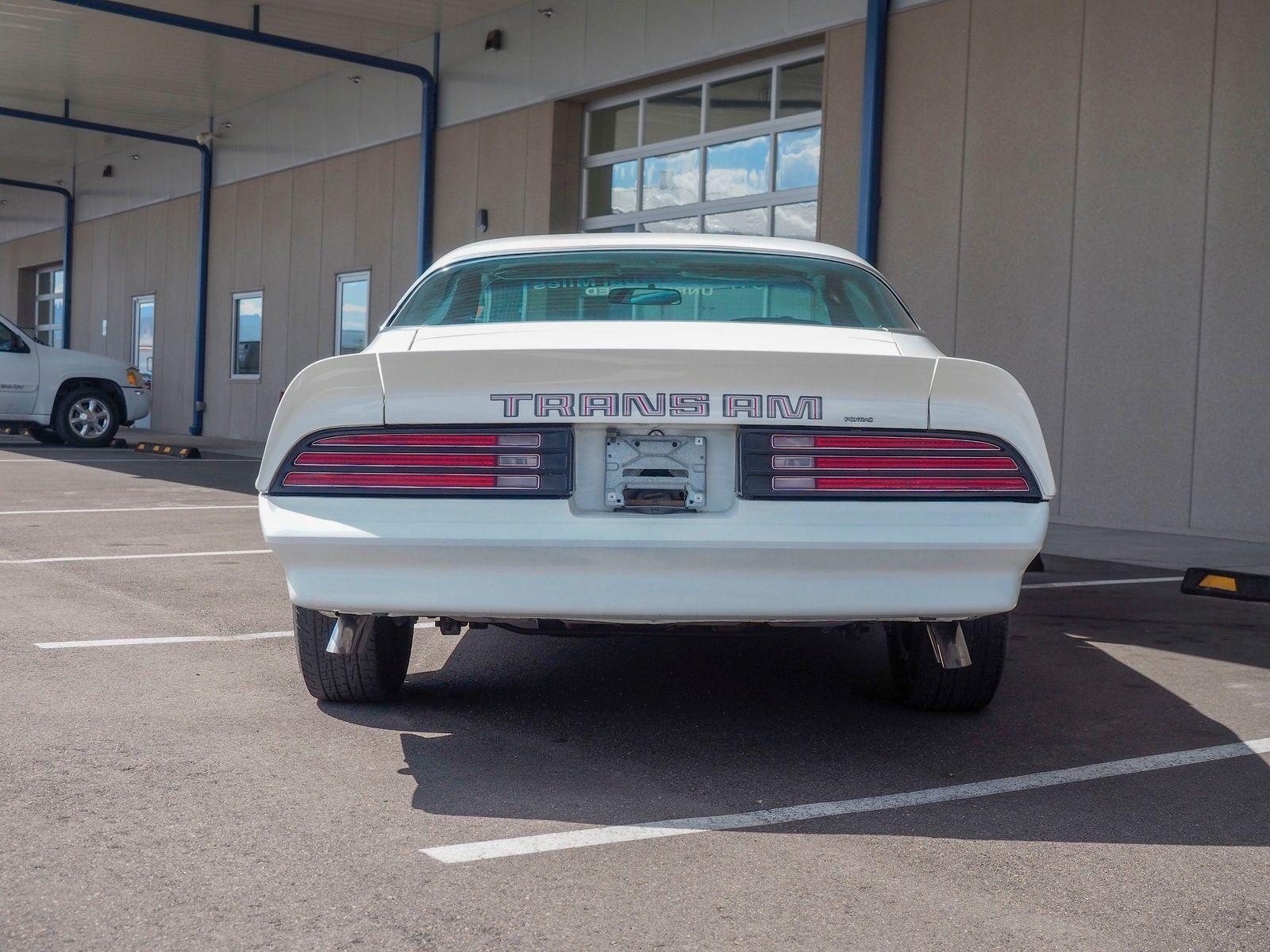 1978 Pontiac Trans Am 11