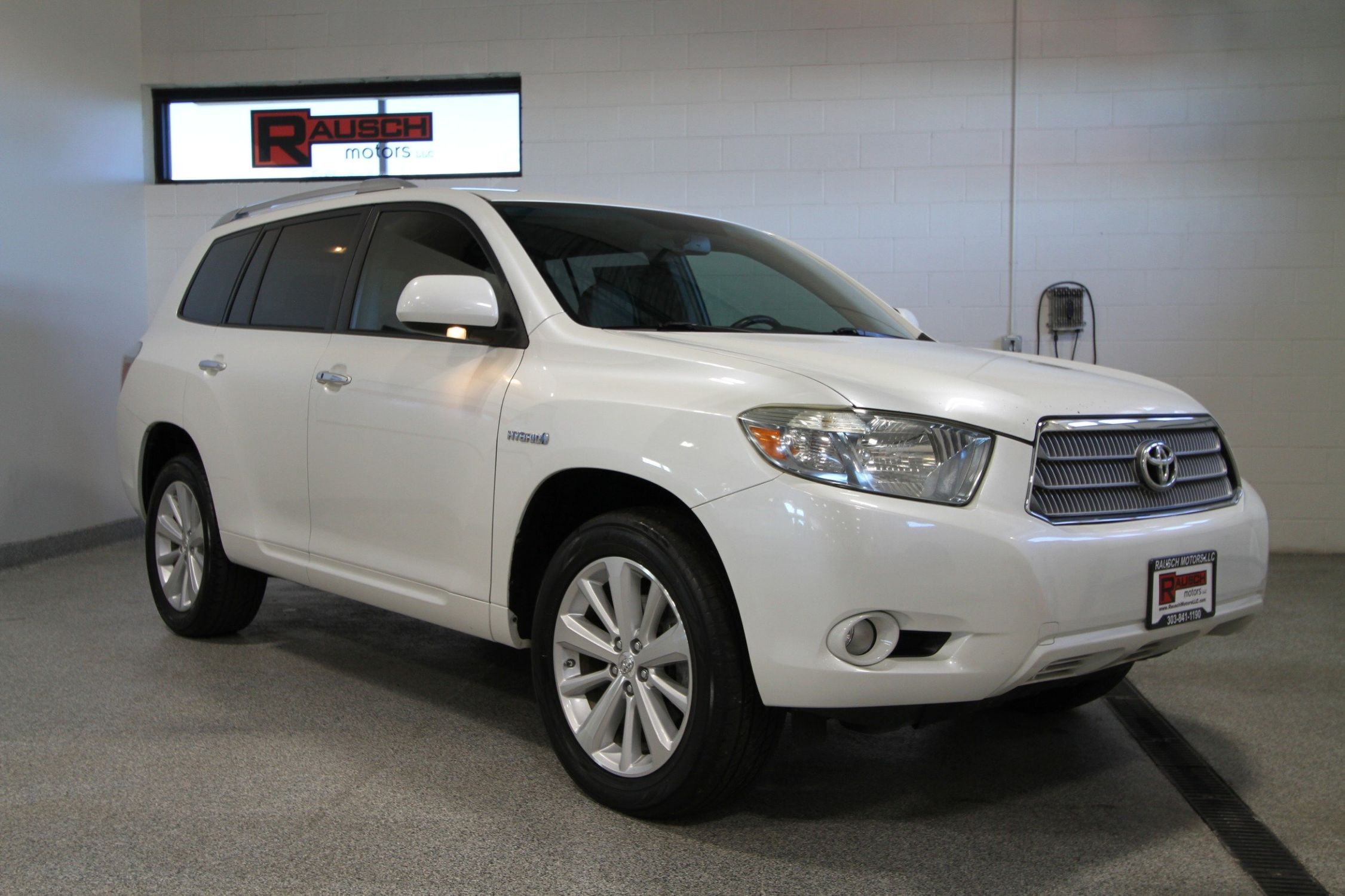 2009 Toyota Highlander Hybrid Limited Rausch Motors Ford Escape Lift Gate Wiring View 24 Hi Res Photos