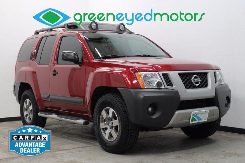2011 Nissan Xterra Pro 4X