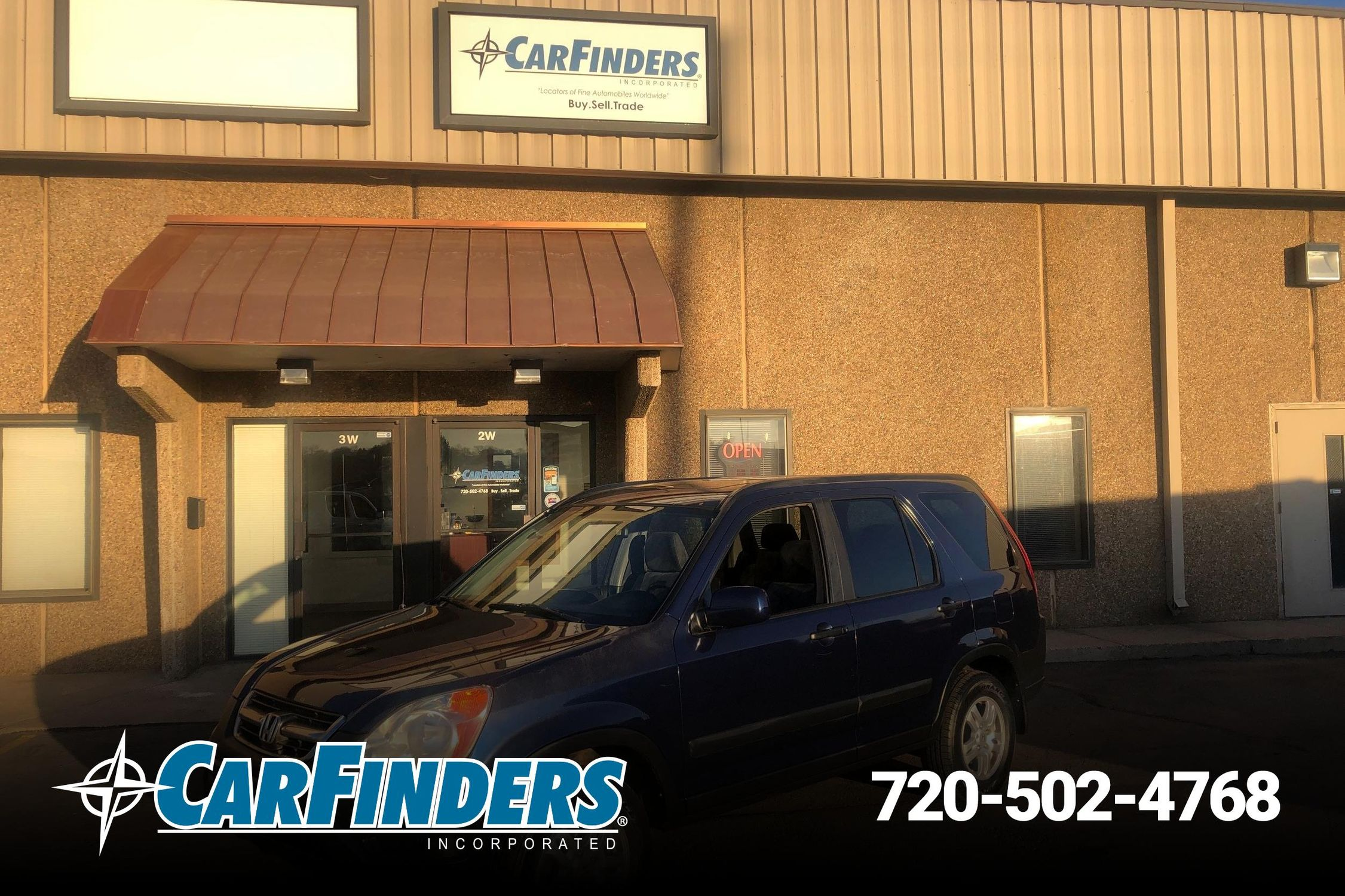 2004 Honda CR-V EX   CarFinders Incorporated