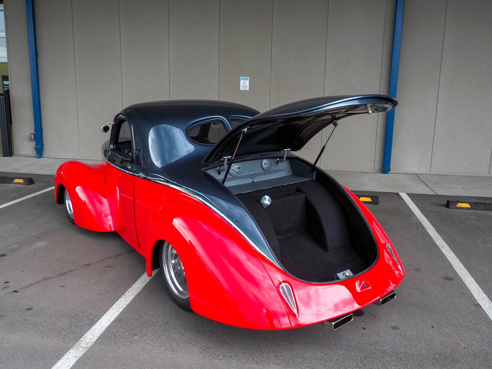 1940 Willys Coupe 41