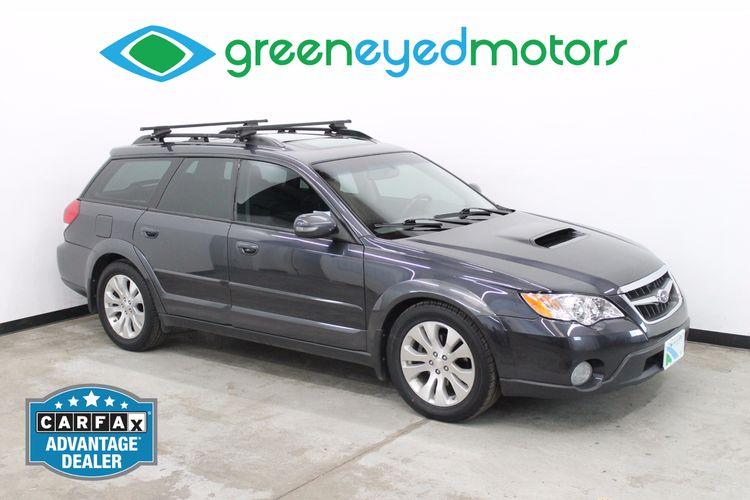 2008 Subaru Outback XT Limited | Green Eyed Motors