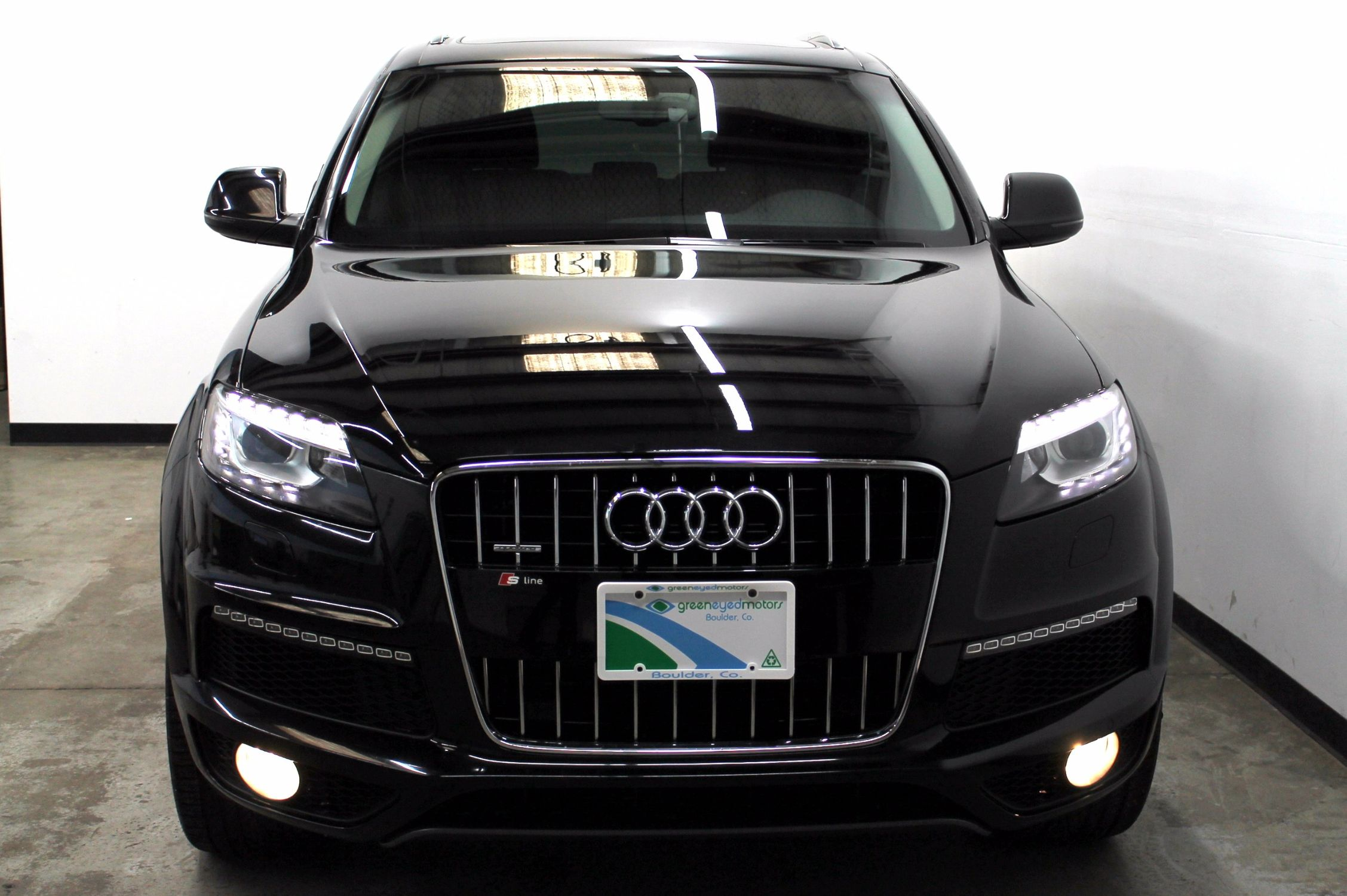 2014 audi q7 3.0t s line prestige quattro | green eyed motors