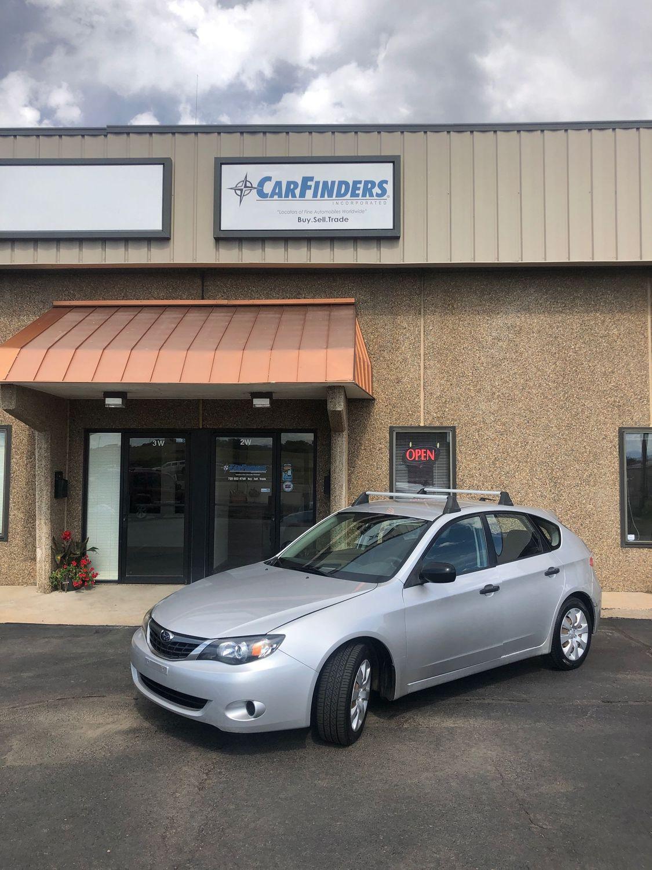 2008 Subaru Impreza 2 5i   CarFinders Incorporated