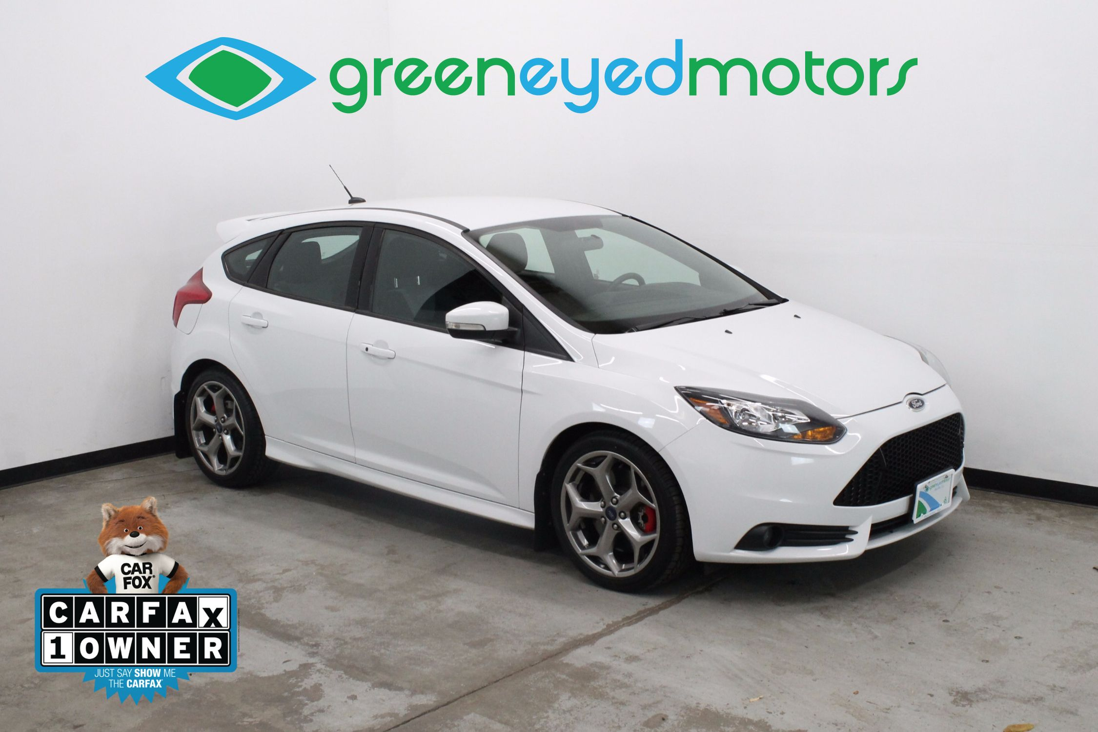 2014 Ford Focus ST. New Tires - 252 Horsepower - Six Speed Manual!!