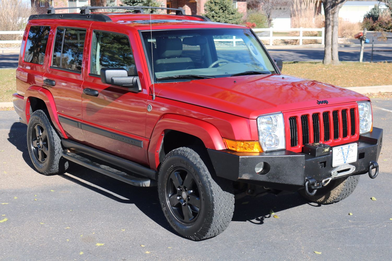 2006 Jeep Commander   Victory Motors of Colorado