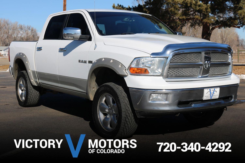2010 Dodge Ram 1500 Slt Victory Motors Of Colorado Motor