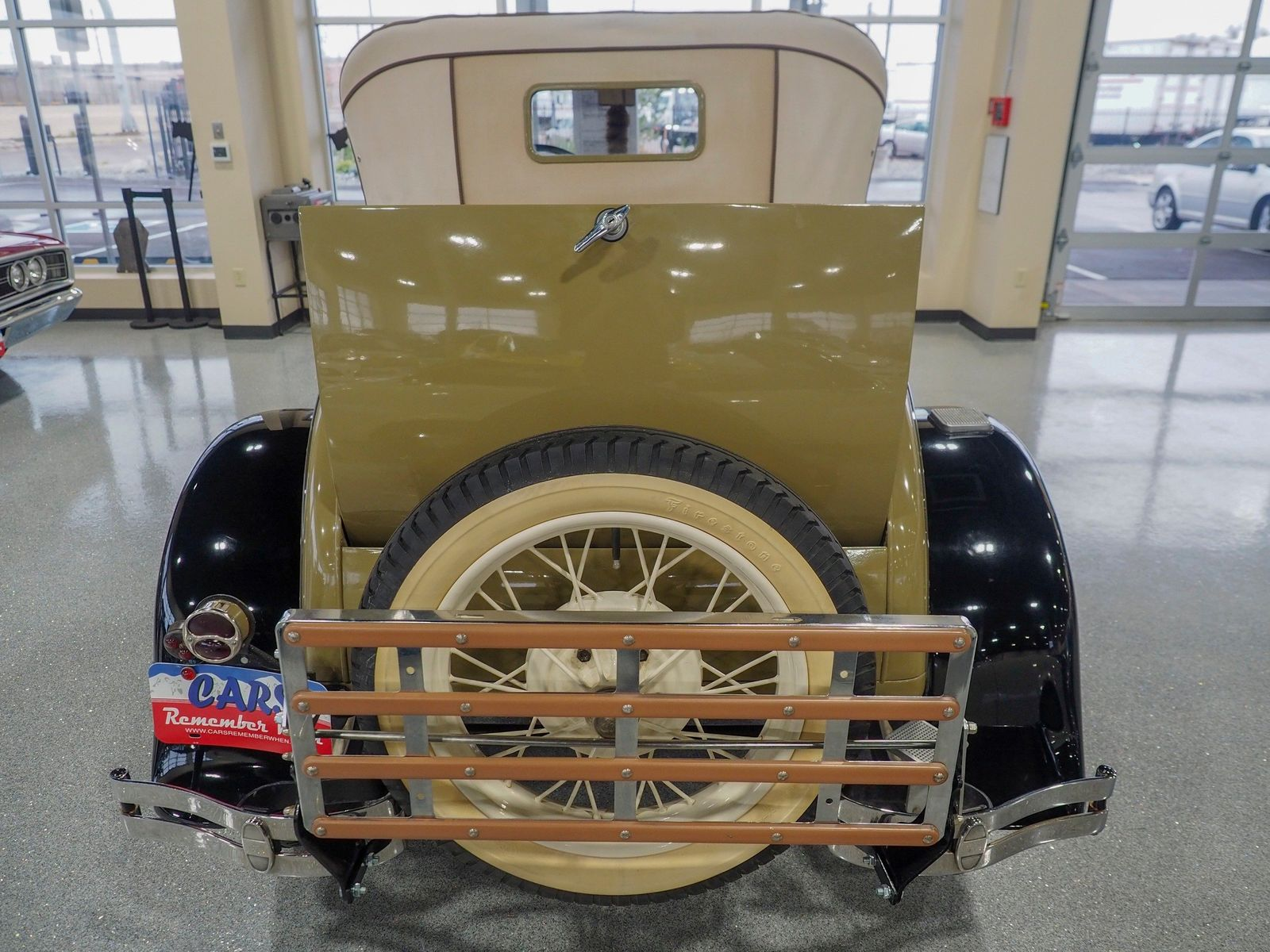 1928 Ford Model A 27