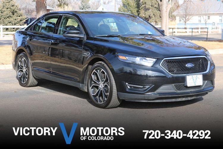 2018 Ford Taurus Sho Victory Motors Of Colorado