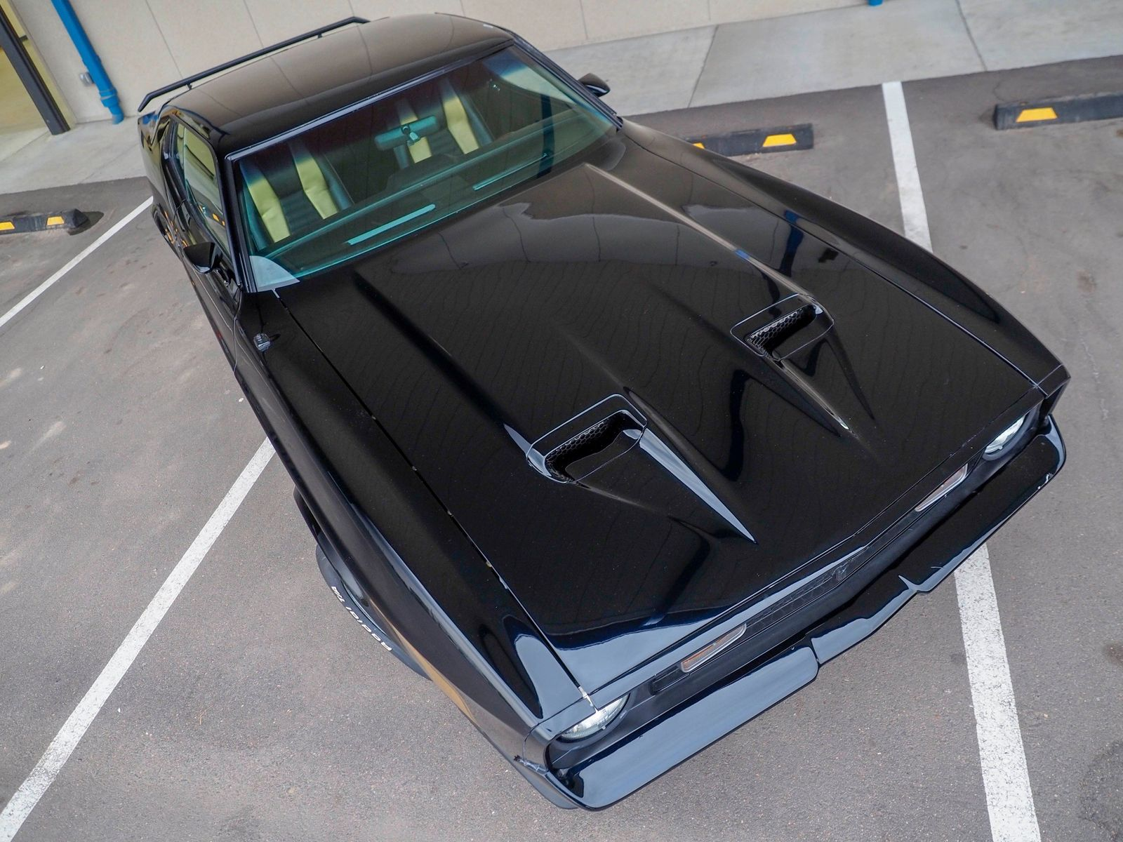 1972 Ford Mustang 6