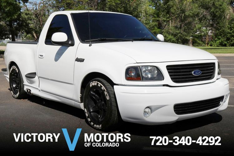 Ford Svt Lightning >> 1999 Ford F 150 Svt Lightning Victory Motors Of Colorado
