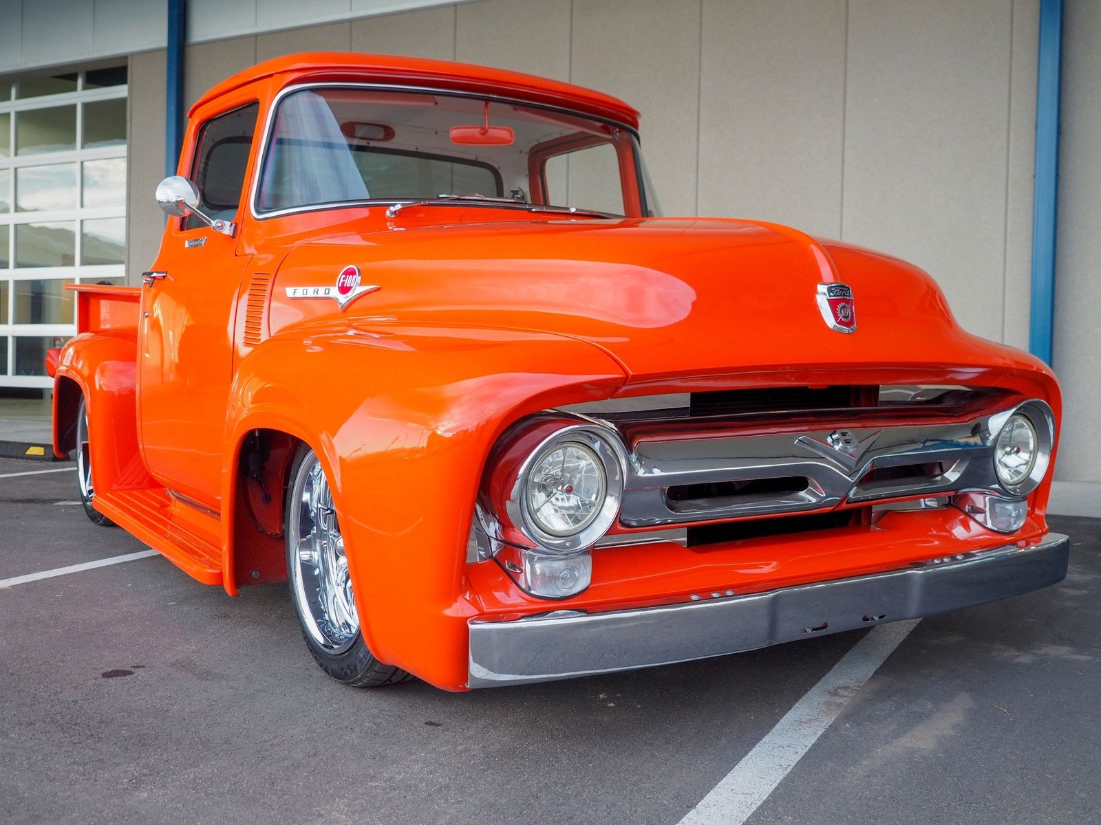 1956 Ford F100 13