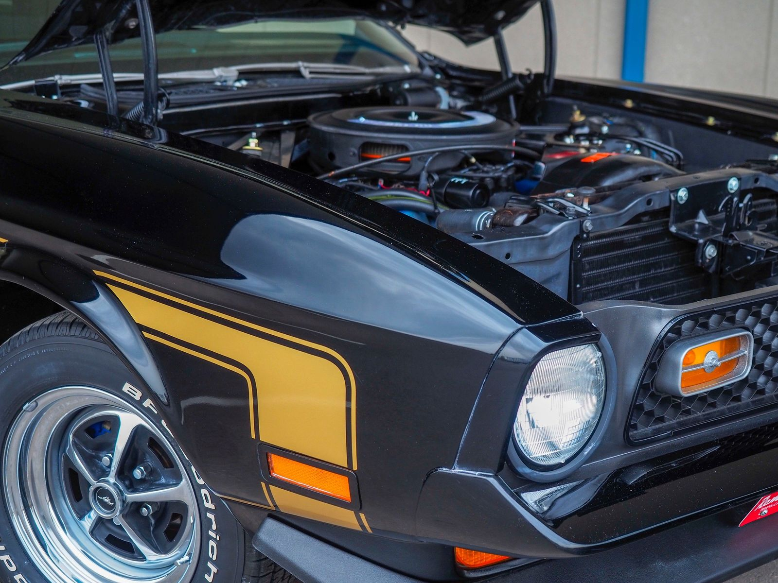 1972 Ford Mustang 49