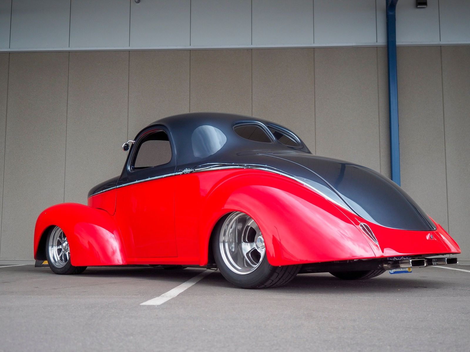 1940 Willys Coupe 2